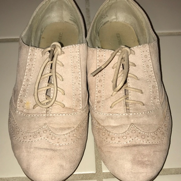 Express Shoes - Express Lace Up Shoes